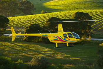 Barossa Helicopter Scenic Flights